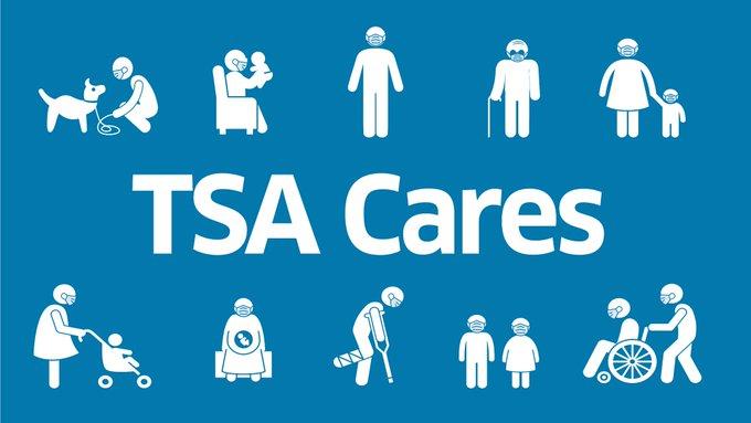 TSA Cares image