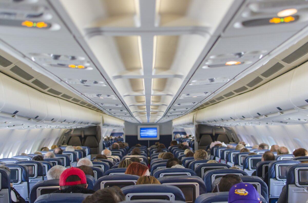 airplane ventilation